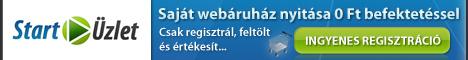 Webáruház készítés, honlapkészítés