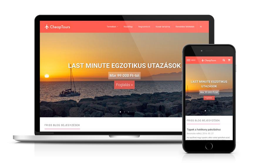 5f6e6229c2 Bemutatjuk a StartÜzlet webáruház megjelenések új, reszponzív ...